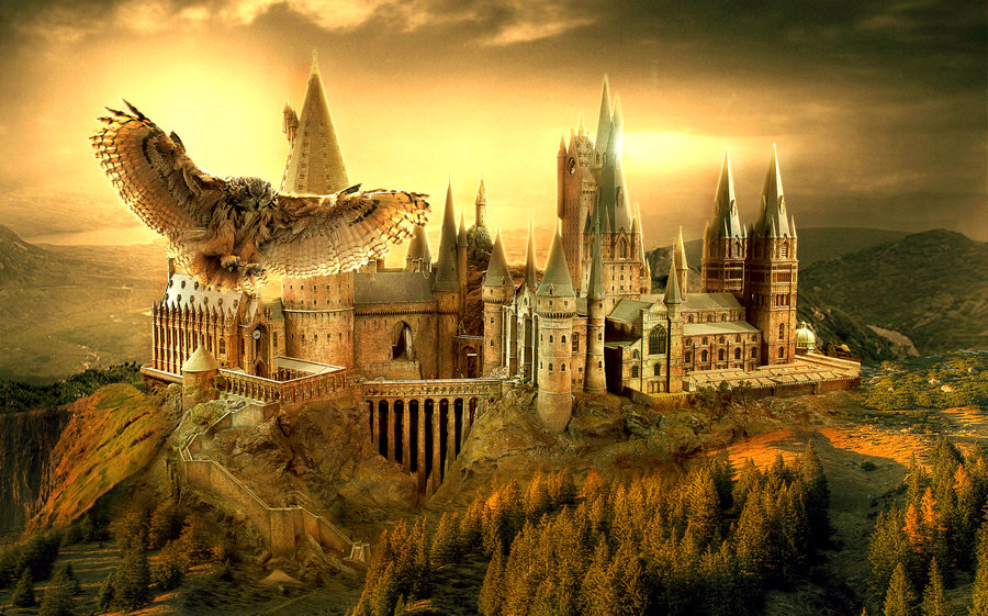 Hogwarts Castle Witchcraft And Wizardry