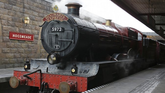 Hogwarts Express Witchcraft And Wizardry