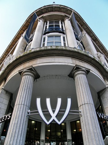 Whiteleys Department Store Witchcraft And Wizardry
